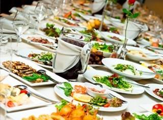 Przygotowany stół