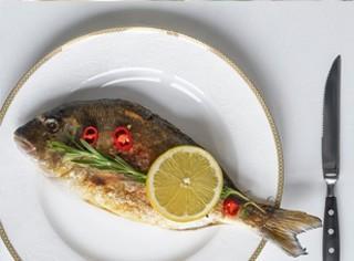 Ryba z cytryną